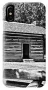 Civil War Cabin IPhone Case