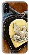 Civil War Horse Breastplate IPhone Case
