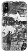 Civil War Hospital, 1860s IPhone Case