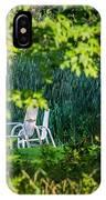 Clandestine Chair IPhone X Case