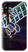 Clapton Electrified IPhone Case