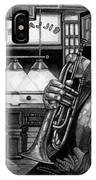 Jazz Clark Terry IPhone Case