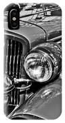 Classic Car Detail IPhone Case