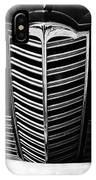 Classic Car Packard Grill IPhone Case