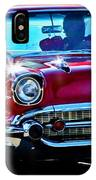 Classic Chevrolet IPhone Case