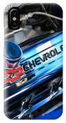 Classic Chevy Power Plant IPhone Case