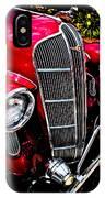 Classic Dodge Brothers Sedan IPhone Case