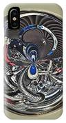 Classic Engine Orb Abstract IPhone Case
