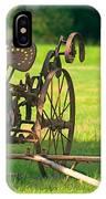Classic Farm Equipment IPhone Case