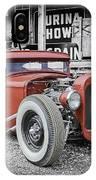 Classic Hot Rod IPhone Case