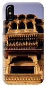 A Rajasthan Haveli IPhone Case