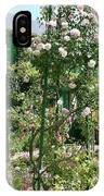 Claude Monets House - Giverney IPhone Case