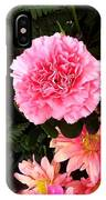 Carnations The Spanish Flower IPhone Case