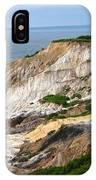 Clay Cliffs IPhone Case