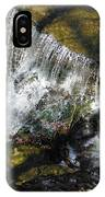 Clear Beautiful Water Series 3 IPhone Case