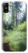 Clearing In Spring IPhone Case