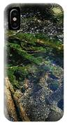 Clearwater Falls Series 17 IPhone Case