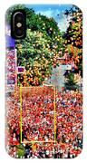 Clemson Tigers Memorial Stadium II IPhone Case