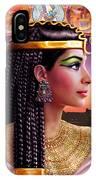 Cleopatra Variant 3 IPhone Case