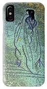 Cleopatra's Ghost IPhone Case