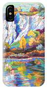 Cliff Landscape IPhone Case