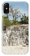 Cliff Stairs 1 IPhone Case