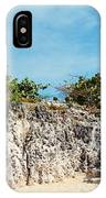 Cliff Stairs 2 IPhone Case