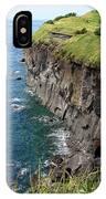 Cliffs Of Korea IPhone Case