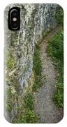 Cliffside Path IPhone Case