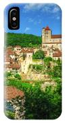 Cliffside Village IPhone Case