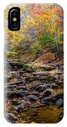 Clifty Creek In Hdr IPhone X Case