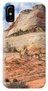 Climb To The Sky IPhone Case