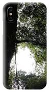 Climbing Up The Tree IPhone Case