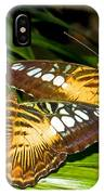 Clipper Butterflies IPhone Case