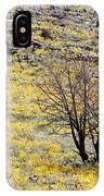 Cloaked In Yellow IPhone Case