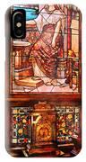 Clockmaker - An Ornate Clock IPhone Case
