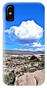 Cloud In Colorado IPhone Case