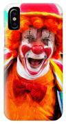 Clown IPhone Case