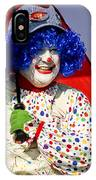 Clowning Around IPhone Case