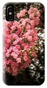 Clump Of Flowers IPhone Case