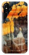 Coal Mine Canyon Aglow IPhone Case