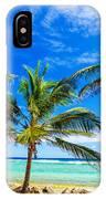Coastal Palm Trees IPhone Case