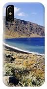 Coastline Of Hierro Island IPhone Case