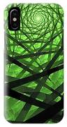 Coaxial Jungle IPhone Case