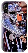 Cobra Breath IPhone Case