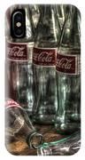 Coca Cola - Hecho En Mexico IPhone Case