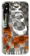 Coca Cola Loved All Over The World 3 IPhone Case by James Sage