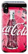 Coca Cola IPhone X Case