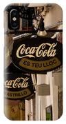 Coca-cola IPhone Case