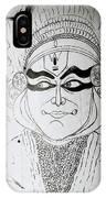Cochin Portrait IPhone Case